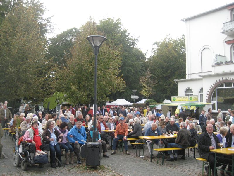 Album: Herbst & Bauernmarkt in Bad Oeynhausen