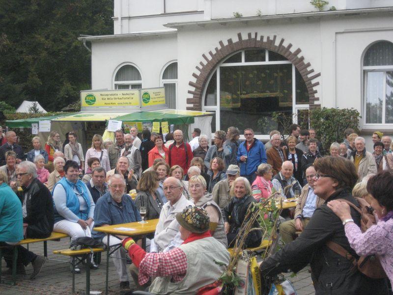 Album: Herbst & Bauernmarkt in Bad Oeynhausen