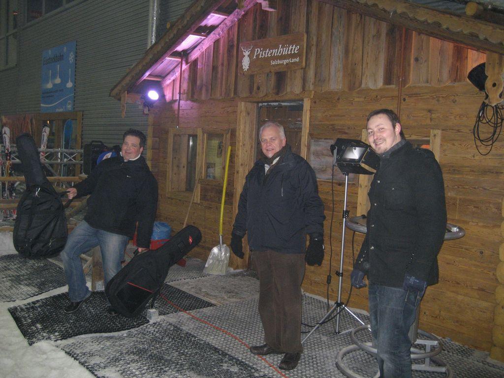 Album: Alpensterne Musikantenparade