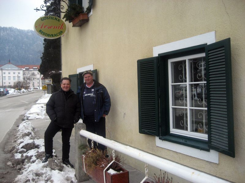 Album: Die Alpensterne in der Heimat von Slavko Avsenik