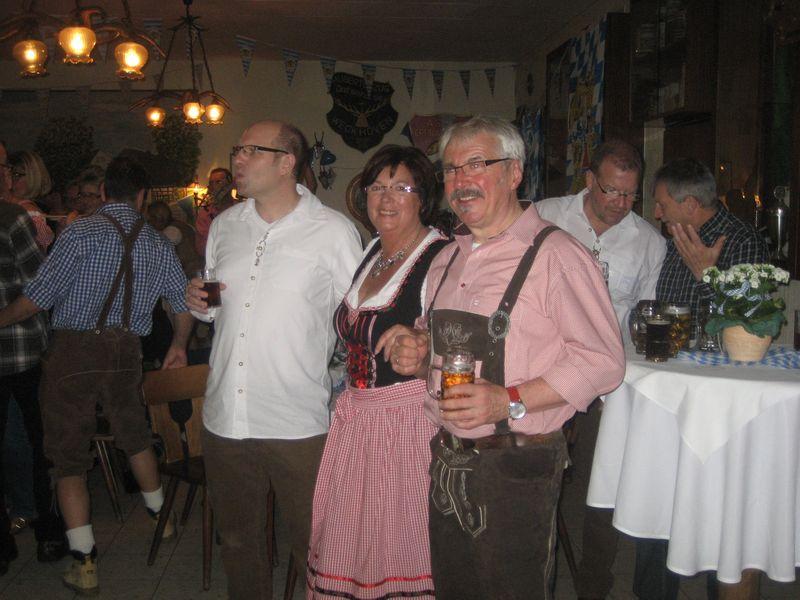 Album: Krönung des Hubertuszuges St. Paulus in Weckhoven