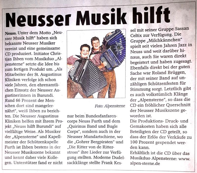 Album: Presse
