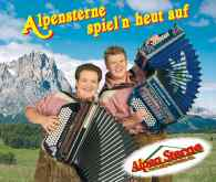 1. Maxi Single der Alpensterne fertig